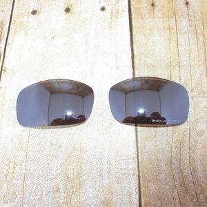 NEW Oakley X Squared Titanium Polarized Lenses XS